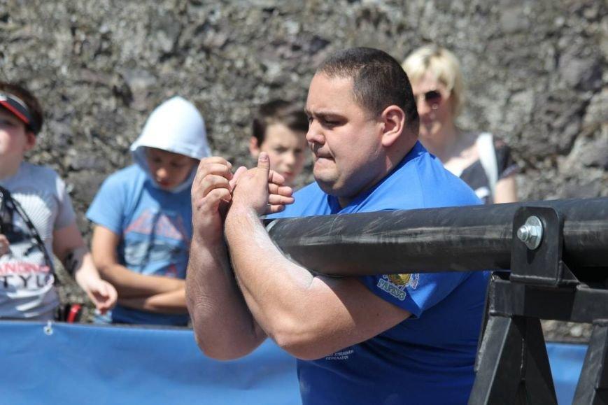 У Мукачеві відбувся кубок Європи зі стронгмену: фото, фото-6