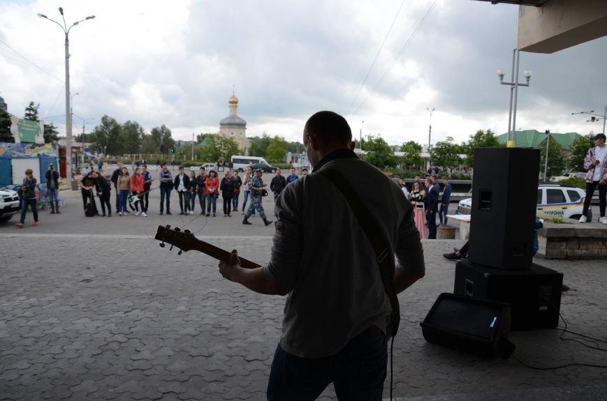 В Каменском открылся Фестиваль уличной музыки, фото-10