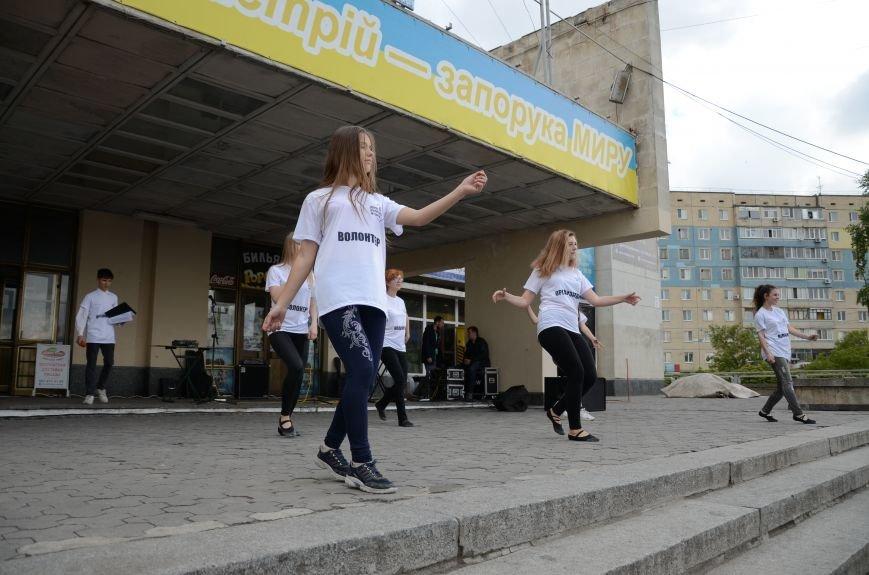 В Каменском открылся Фестиваль уличной музыки, фото-4