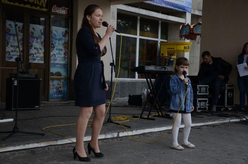 В Каменском открылся Фестиваль уличной музыки, фото-11