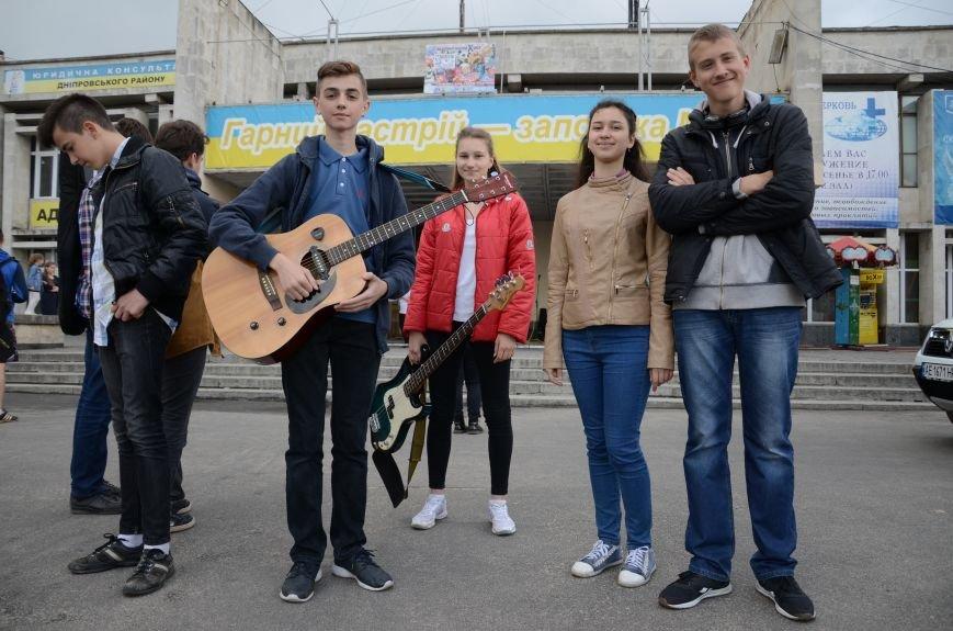 В Каменском открылся Фестиваль уличной музыки, фото-3