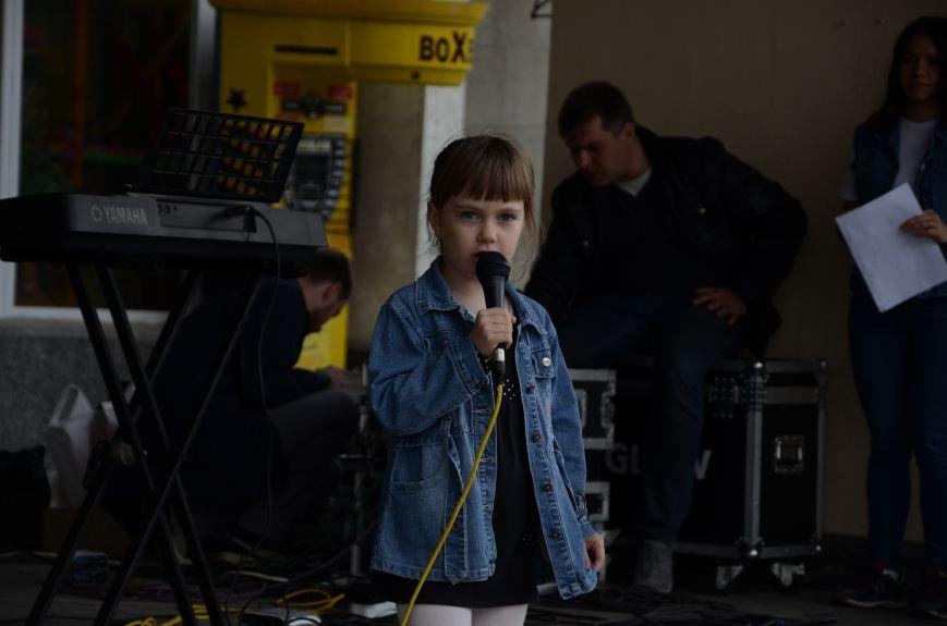 В Каменском открылся Фестиваль уличной музыки, фото-12