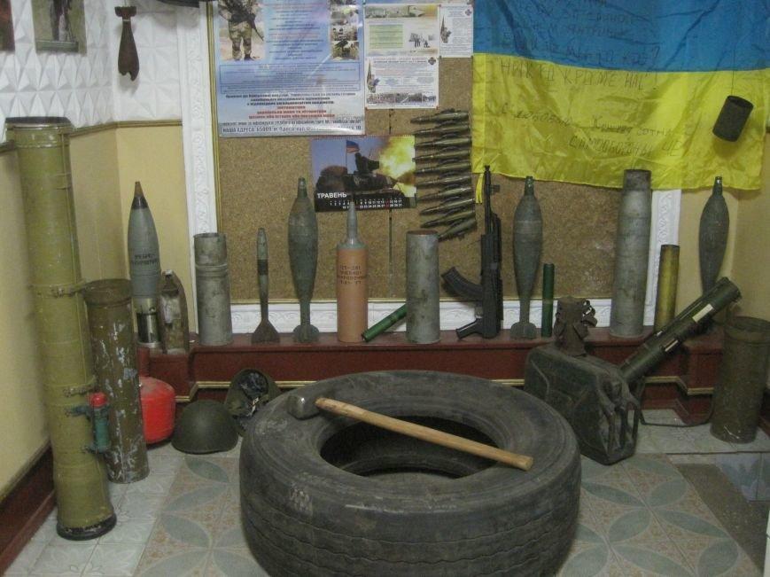 «Вовкулака» обучает черниговцев военному делу, фото-2