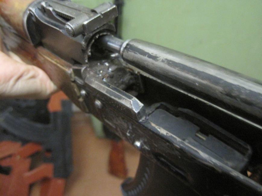 «Вовкулака» обучает черниговцев военному делу, фото-4