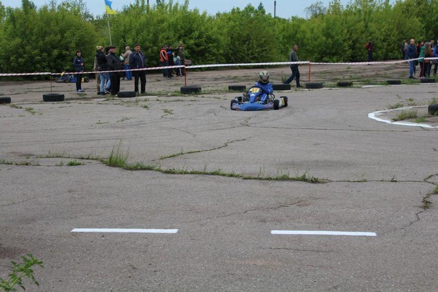 В Покровске состоялись региональные соревнования по картингу, фото-1
