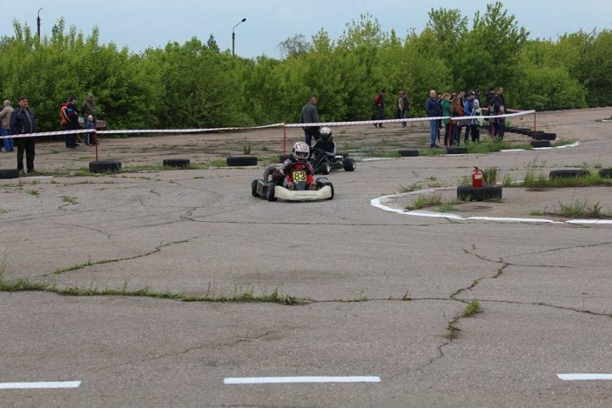В Покровске состоялись региональные соревнования по картингу, фото-3