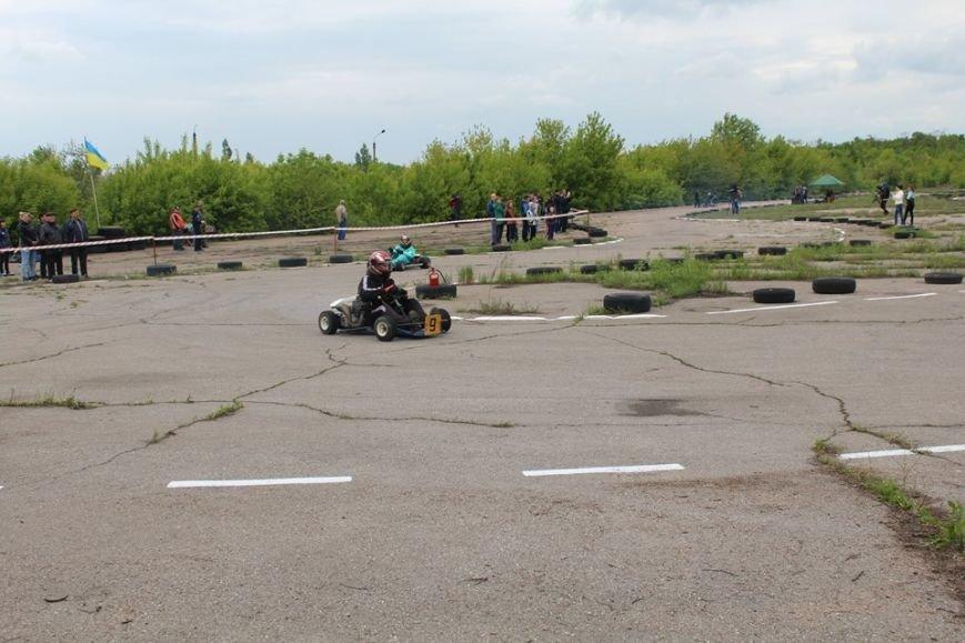 В Покровске состоялись региональные соревнования по картингу, фото-5