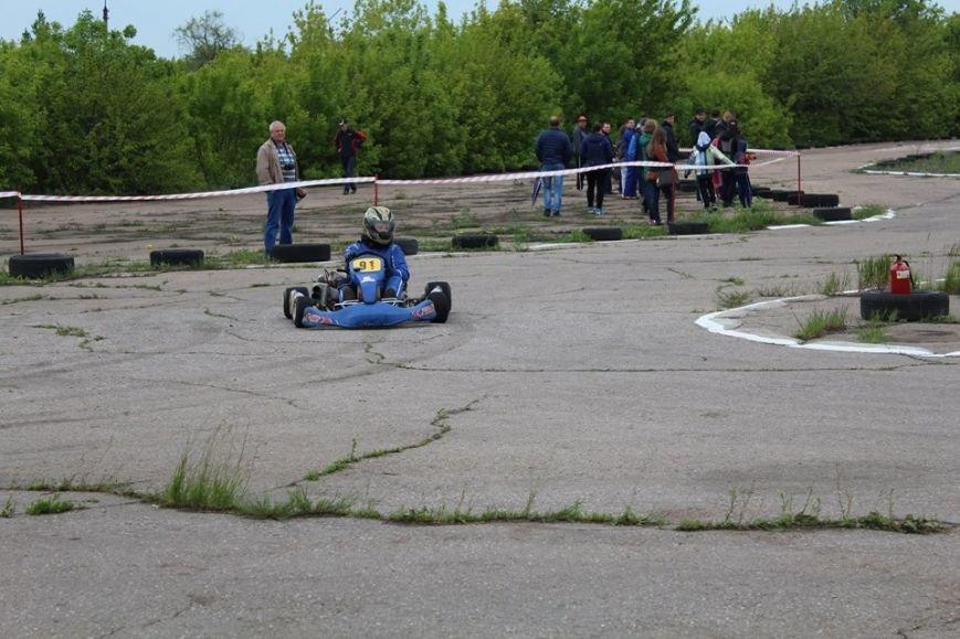 В Покровске состоялись региональные соревнования по картингу, фото-4