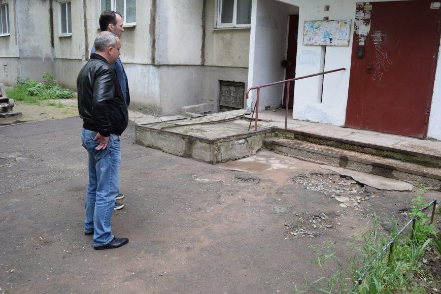 Новый вице-мэр Симферополя призвал горожан жаловаться ему на управляющие компании (ФОТО), фото-3