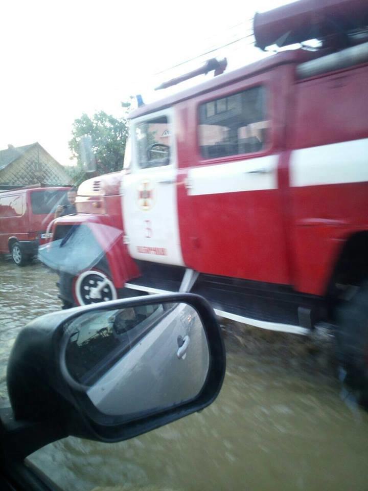 Негода на Закарпатті - підтоплено близько ста дворогосподарств: фото, фото-8