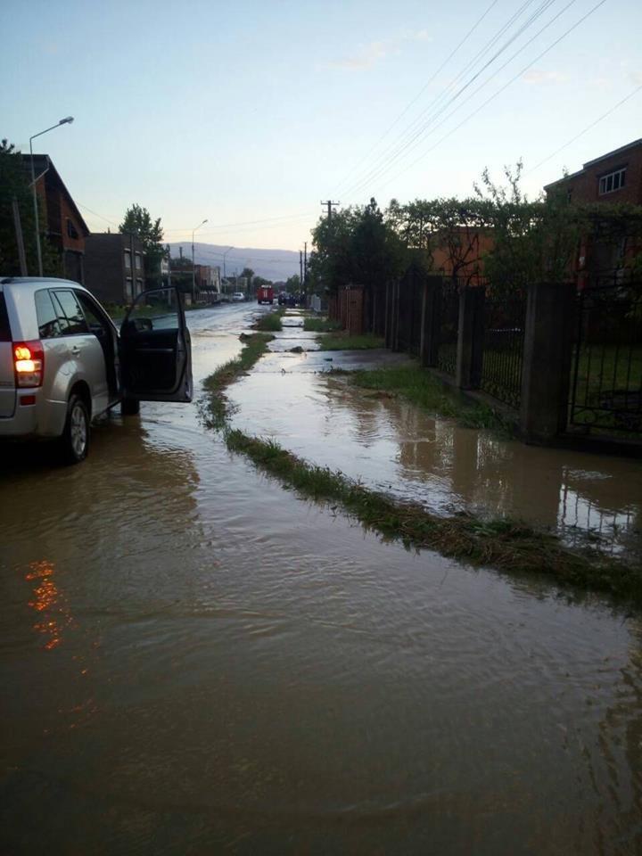 Негода на Закарпатті - підтоплено близько ста дворогосподарств: фото, фото-5