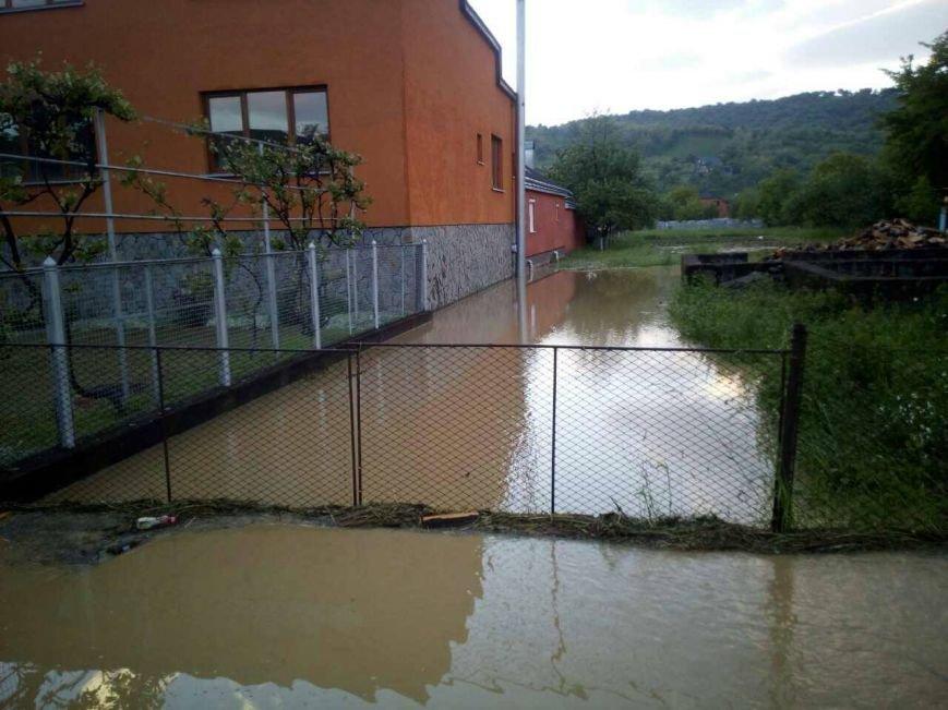 Негода на Закарпатті - підтоплено близько ста дворогосподарств: фото, фото-7