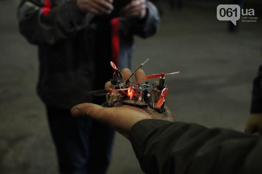 В Запорожье прошли соревнования по дрон-рейсингу, фото-3