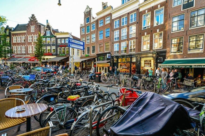 Как съездить из Запорожья в Амстердам без турагентств и сколько это стоит, фото-6