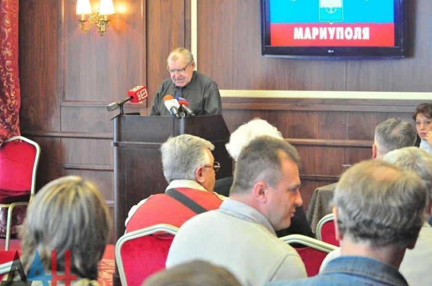 """В Донецке сепаратисты решали, как  """"спасти"""" Мариуполь (ФОТО), фото-2"""