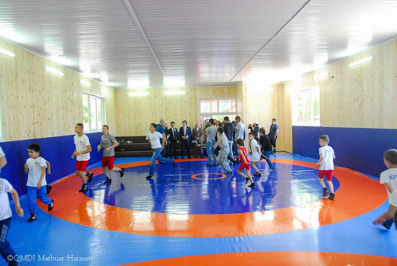 В микрорайоне Фонтаны Симферополя появился спортзал (ФОТО), фото-3
