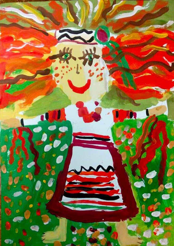 Много рисуют и с удовольствием. Узнали, как дела у победителей детского конкурса рисунка на Gorod214.by, фото-9