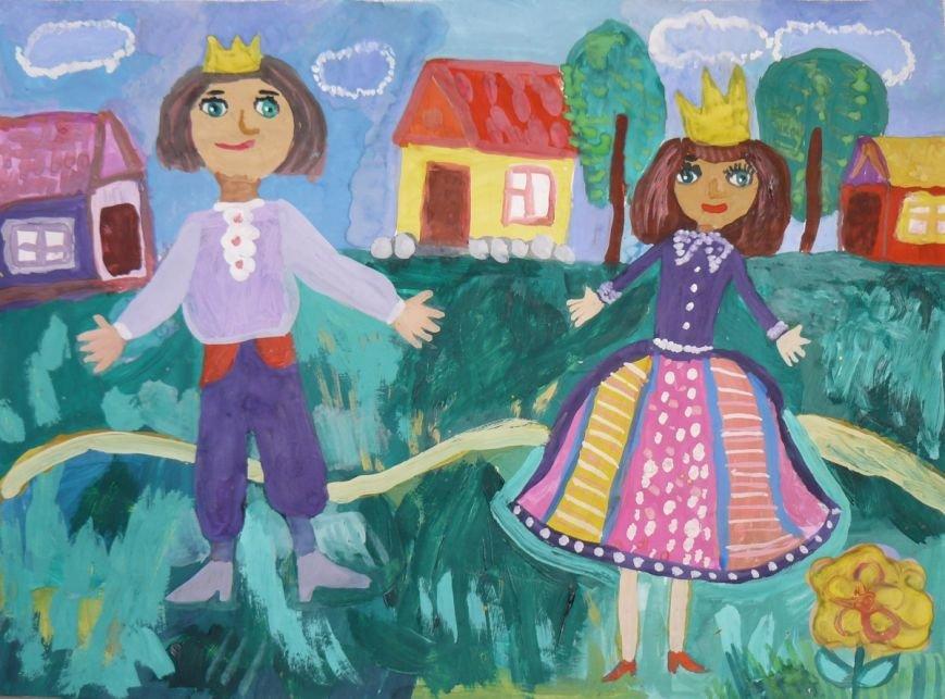 Много рисуют и с удовольствием. Узнали, как дела у победителей детского конкурса рисунка на Gorod214.by, фото-4