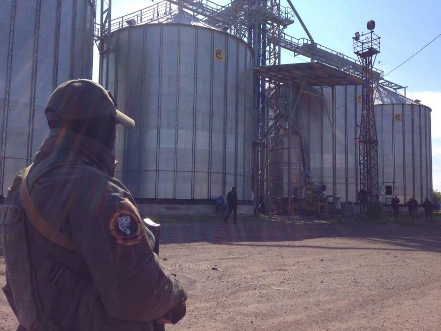 На Харьковщине разоблачен конверт-центр, прикрывавший незаконные сделки с зерном (ФОТО), фото-2