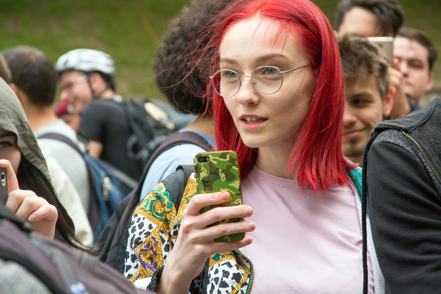 Курить без паранойи: в Киеве прошла акция за декриминализацию марихуаны, фото-15