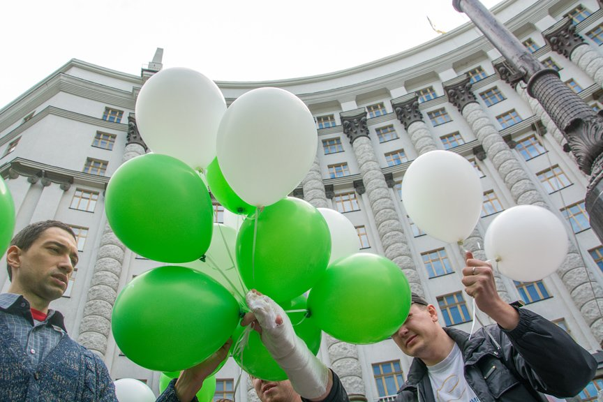 Курить без паранойи: в Киеве прошла акция за декриминализацию марихуаны, фото-18