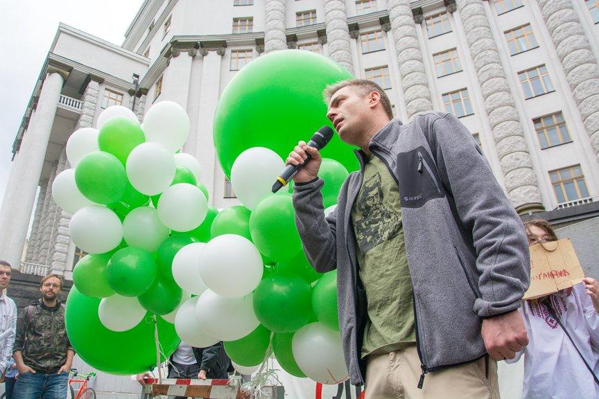 Курить без паранойи: в Киеве прошла акция за декриминализацию марихуаны, фото-16