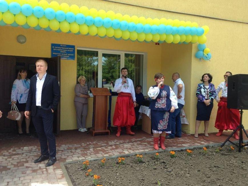Колибаївська ОТГ поповнилась пожежним депо та амбулаторією сімейної медицини, фото-1