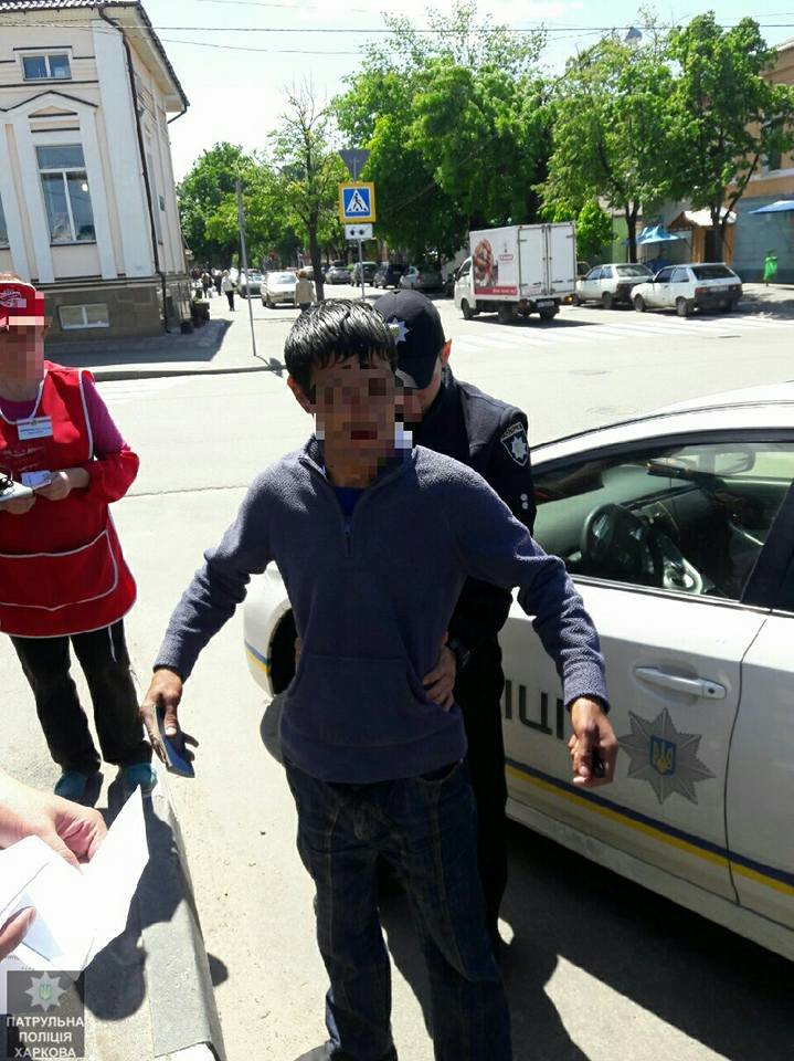 Харьковчане расплатились с продавцом магазина фальшивыми купюрами (ФОТО), фото-1
