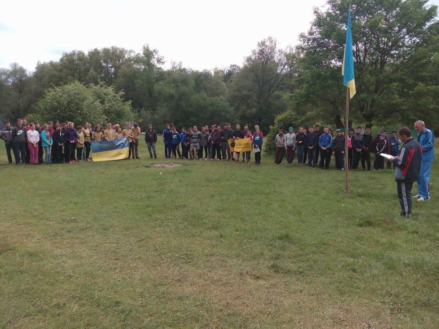 55-й ювілейний Чемпіонат області з пішохідного туризму, фото-2