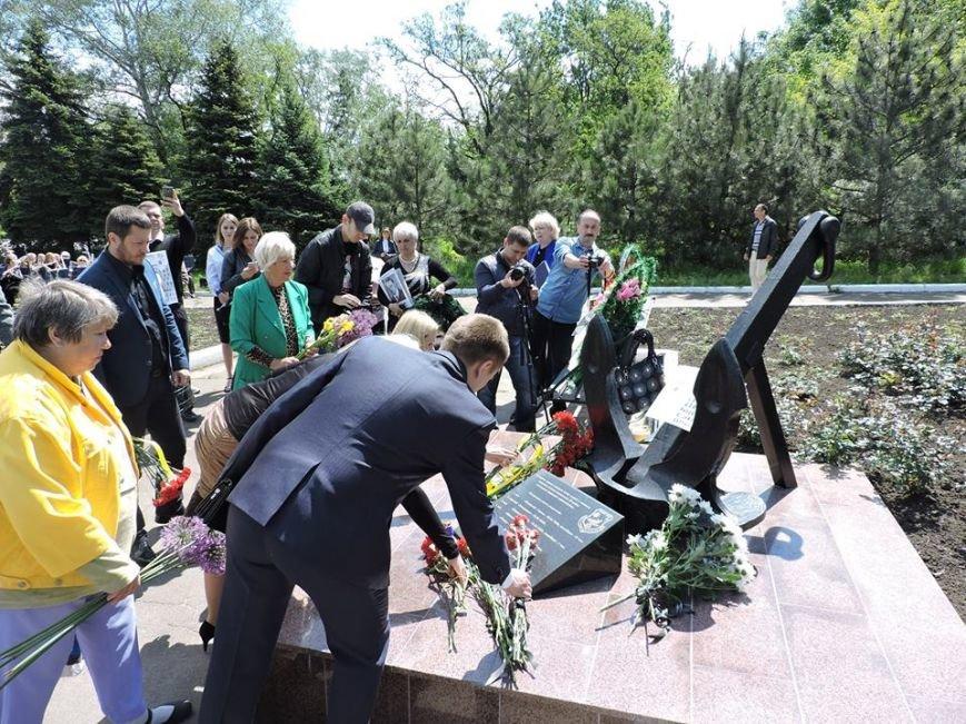 В Мариуполе почтили память моряков, погибших в мирное время и в АТО (ФОТО), фото-5