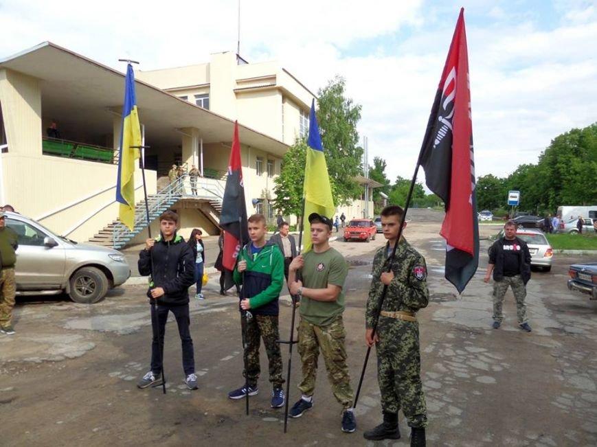 Загиблих воїнів 30 бригади вшанували у Рубіжному Луганської області (ФОТО), фото-3