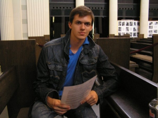 Олександр Остролуцький