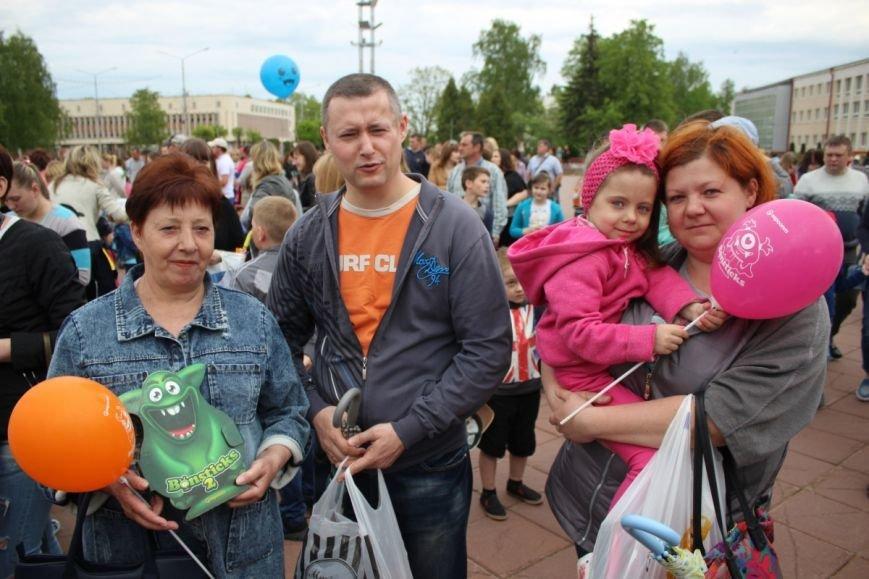 Залипли все! Как новые Бонстики гостили в Новополоцке, фото-3