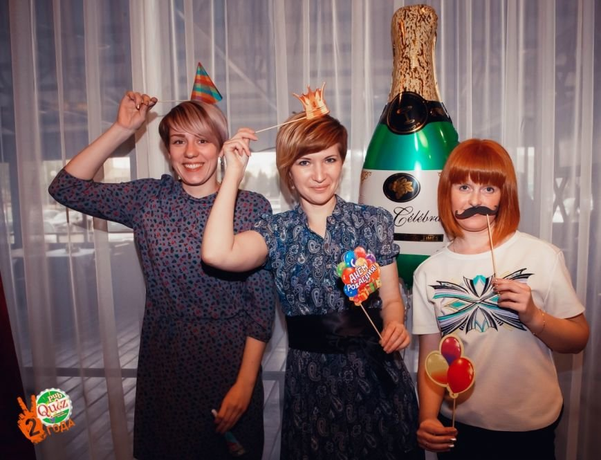 Торты, сюрпризы и поздравления: как Pub Quiz отметил День рождения. ФОТО, фото-3