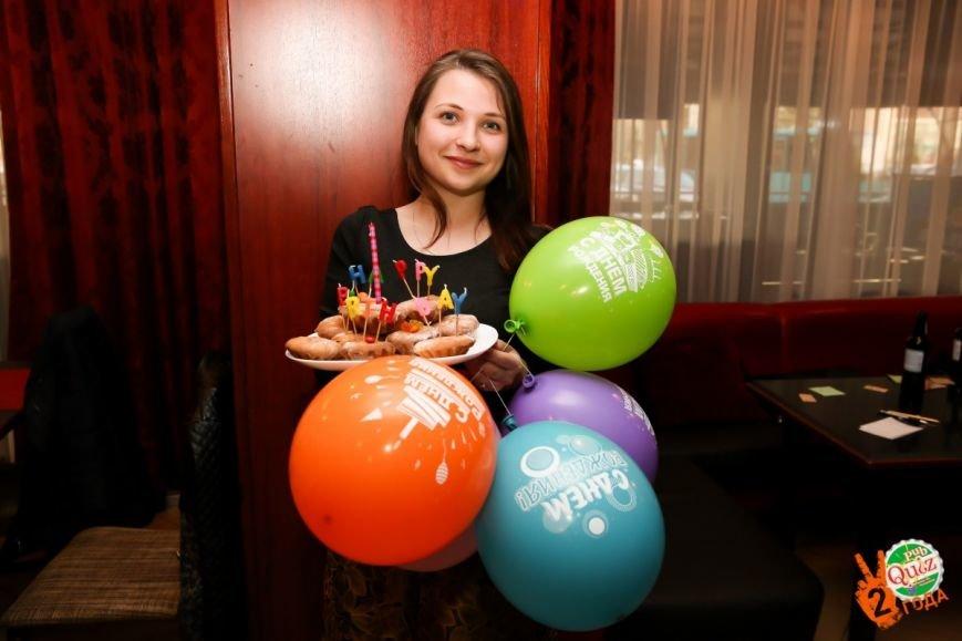 Торты, сюрпризы и поздравления: как Pub Quiz отметил День рождения. ФОТО, фото-7