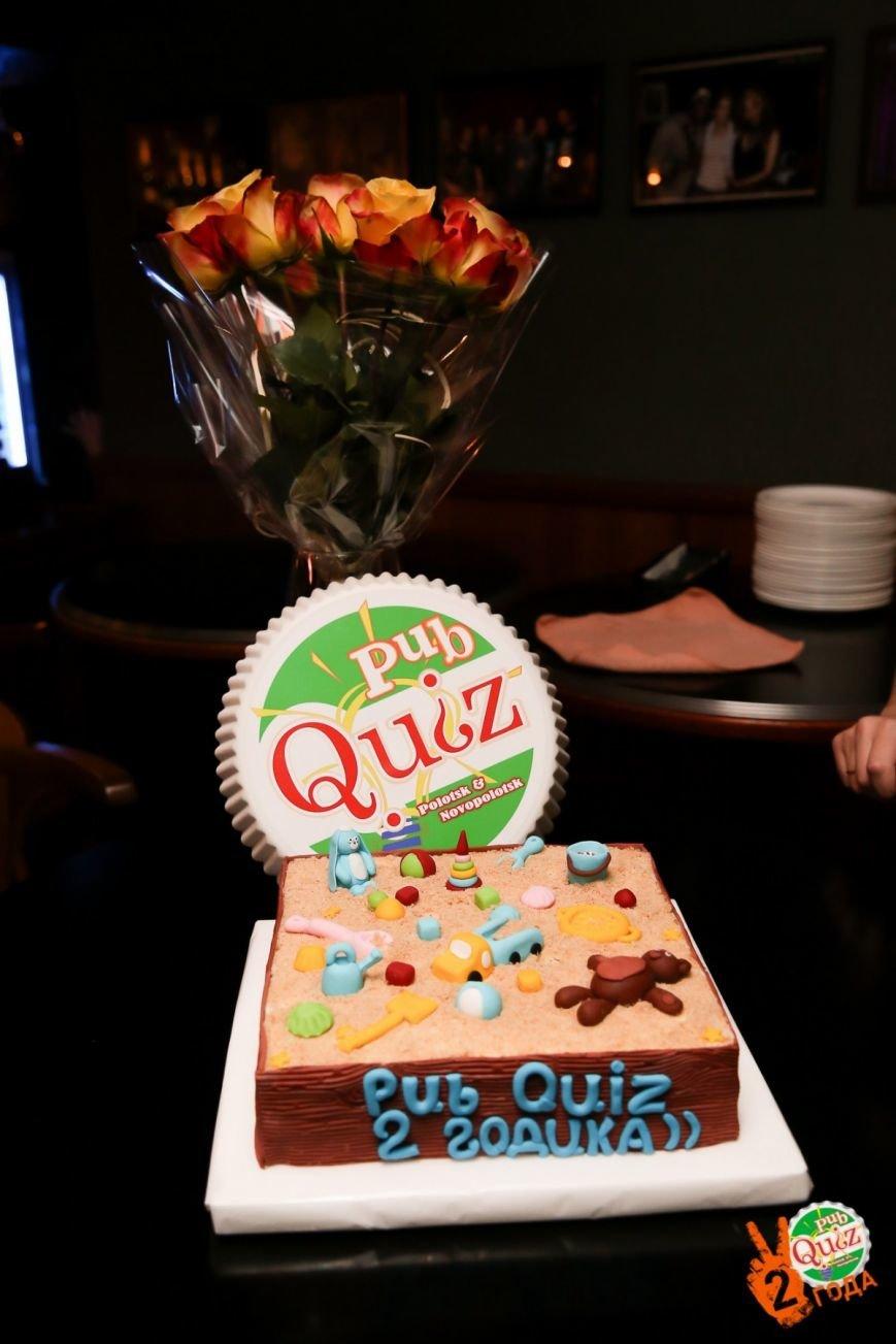 Торты, сюрпризы и поздравления: как Pub Quiz отметил День рождения. ФОТО, фото-8