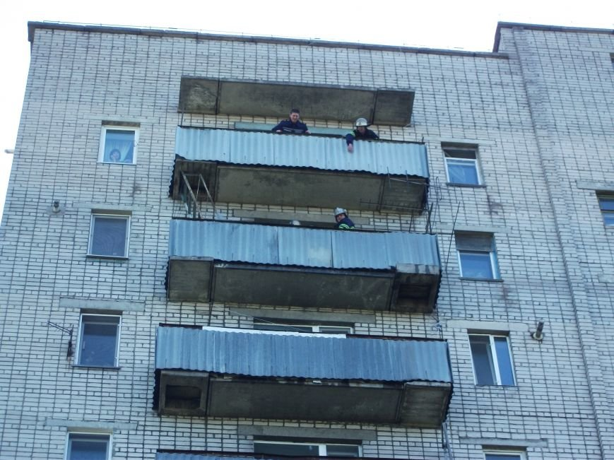 В Каменском горела квартира, фото-1