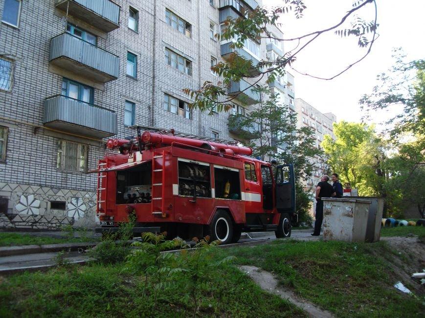 В Каменском горела квартира, фото-4