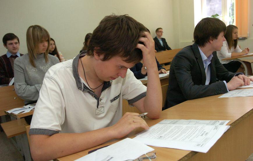 ЗНО з української мови: трьом школярам з Ужгорода анулюють результати, фото-1