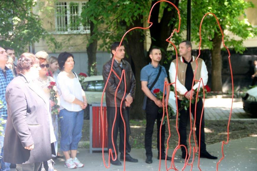 Незабуті: у Львові пом'янули померлих від епідемії ВІЛу та СНІДу (ФОТОРЕПОРТАЖ), фото-3