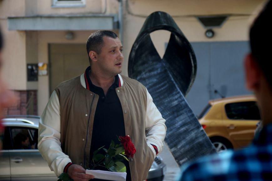 Незабуті: у Львові пом'янули померлих від епідемії ВІЛу та СНІДу (ФОТОРЕПОРТАЖ), фото-7