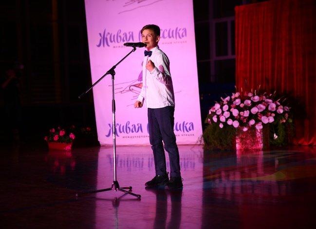 Юный украинец рассказал в Крыму о Пушкине и стал победителем международного конкурса (ФОТО), фото-1