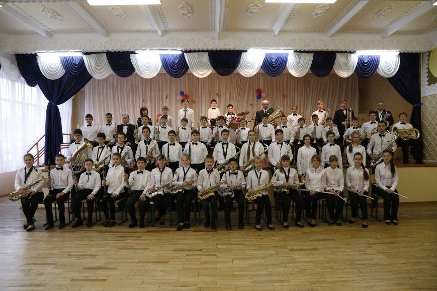 Симферополь детский оркестр
