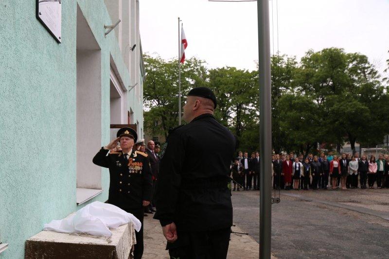 В симферопольской школе открыли мемориальную доску в память о погибшем сотруднике полиции (ФОТО), фото-2