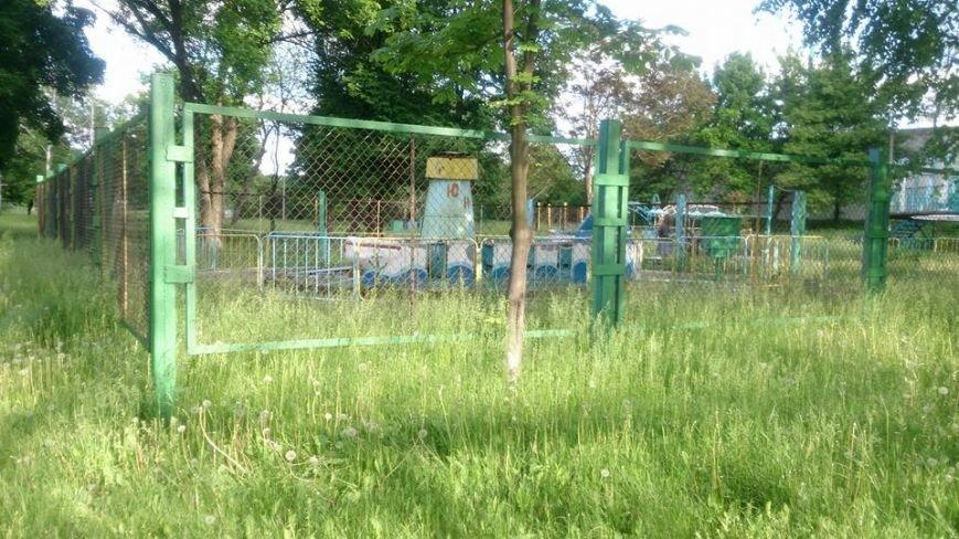 В Мирнограде горожан призывают навести порядок в парке им.Гагарина, фото-4