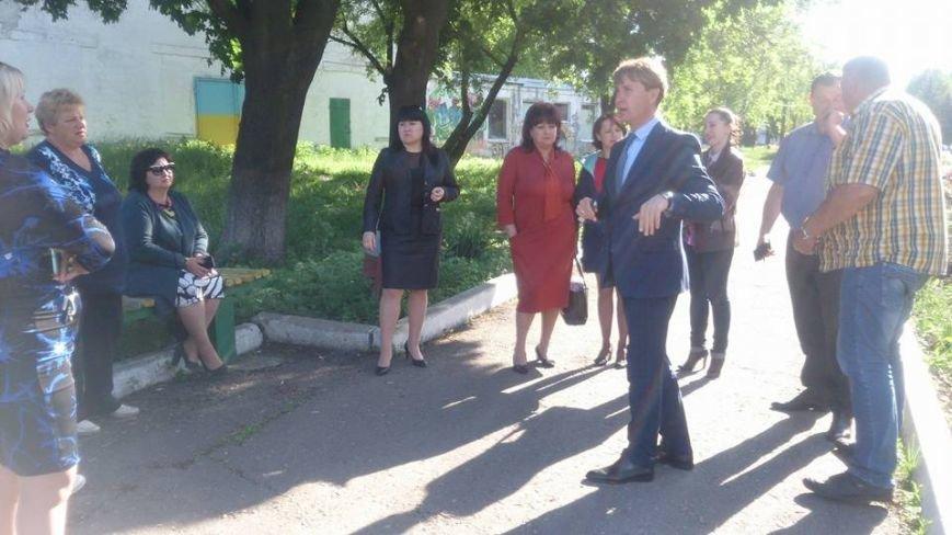 В Мирнограде горожан призывают навести порядок в парке им.Гагарина, фото-7