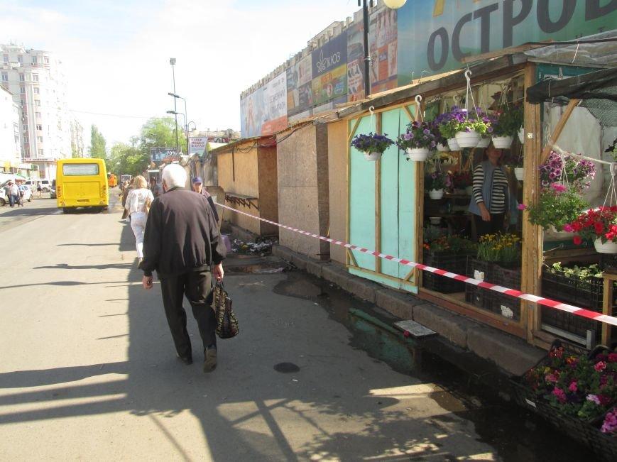 Одесская полиция против цветочников: Продавцы не настроены подчиняться копам (ФОТО), фото-6
