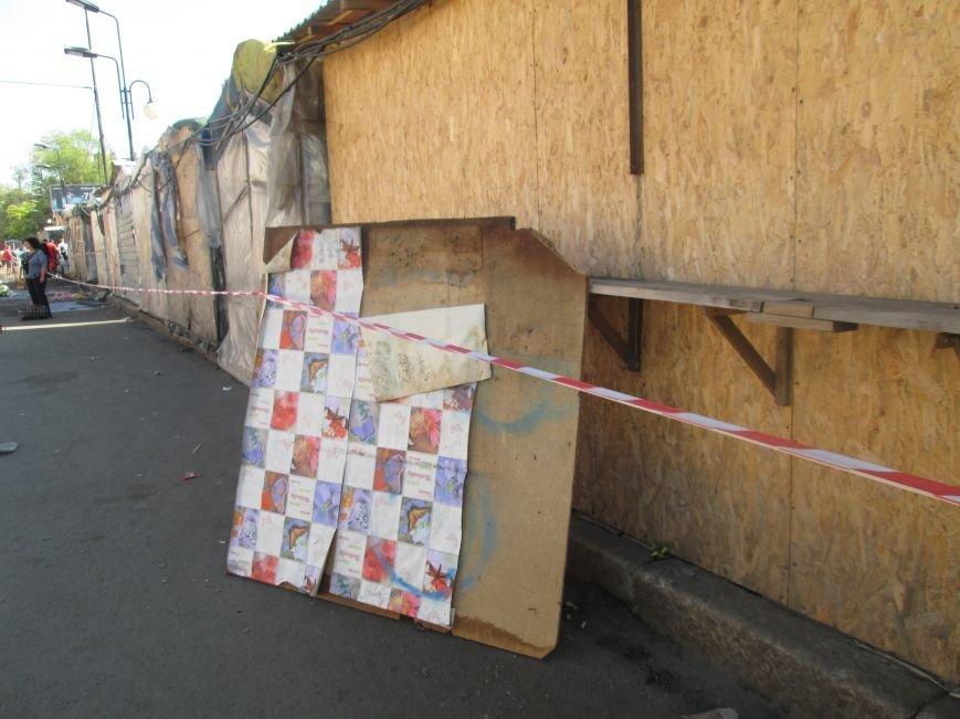 Одесская полиция против цветочников: Продавцы не настроены подчиняться копам (ФОТО), фото-8