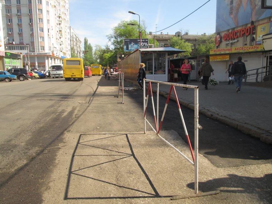 Одесская полиция против цветочников: Продавцы не настроены подчиняться копам (ФОТО), фото-10