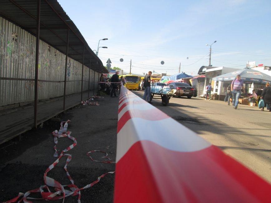 Одесская полиция против цветочников: Продавцы не настроены подчиняться копам (ФОТО), фото-5